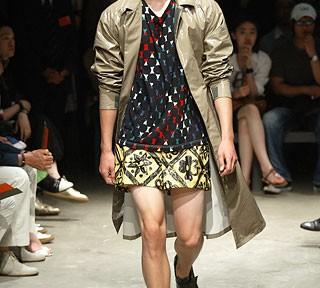plus récent 4d836 da34a Un homme peut-il porter une jupe ? - Jupe pour hommes